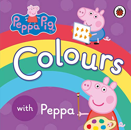 Peppa Pig. Colours por Vv.Aa.