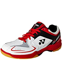 Yonex SRCR 75 Badminton Shoes with 1 pair of Yonex Socks (Free Size)