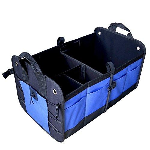 Car Boot Bags,MKQPOWER Premium Cargo Storage