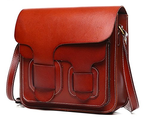 yaagle-vegetable-tanned-leather-handbags-shoulder-messenger-casual-retro-leather-ladies-small-square