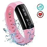 Mpow Bracelet Intelligent Sport (Inclure la NATATION) avec Bleutooth,