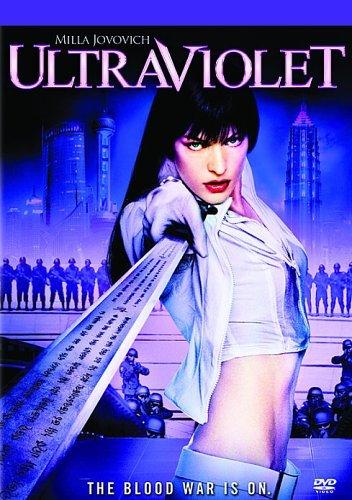 Ultraviolet [DVD] by Milla Jovovich