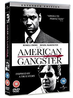 American Gangster Extended Edition [2007] [DVD] (B000YQ73H8) | Amazon price tracker / tracking, Amazon price history charts, Amazon price watches, Amazon price drop alerts