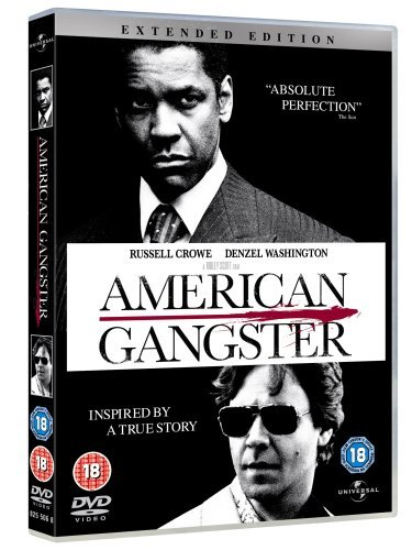 American Gangster - Extended Edition [DVD]