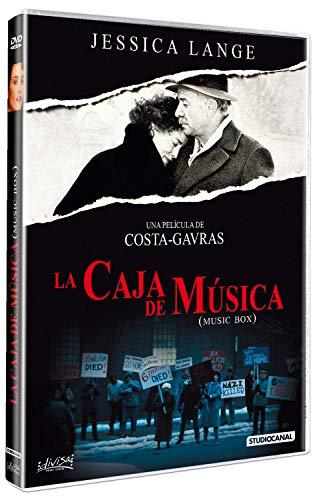 La caja de música Music Box - DVD