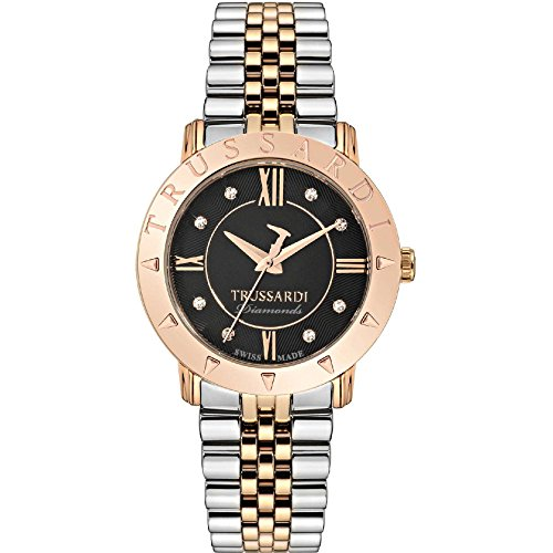 Women Only Time Watch Trussardi Symphony Casual Cod. r2453108509