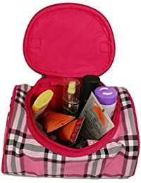 21R Toiletry Bag-Travel Organizer Cosmetic Make Up Bag Jewelry Pouch Multipurpose Storage Organizer Case For Women...