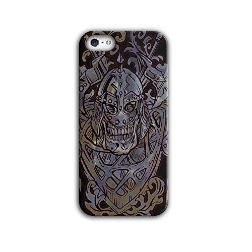 l Barbarisch NEU Schwarz 3D iPhone 5 / 5S Fall | Wellcoda (Polo-party-thema)