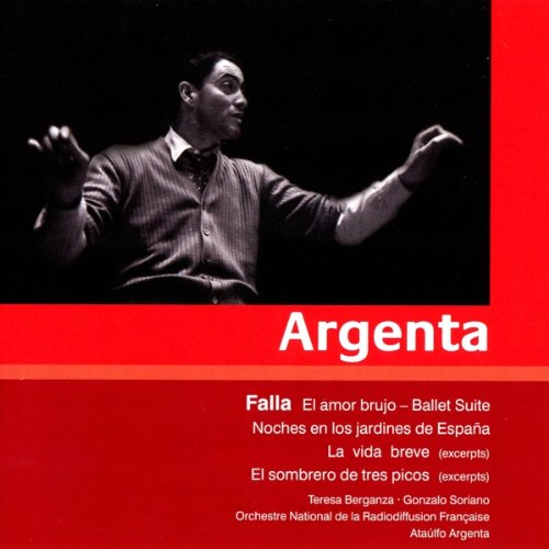 Preisvergleich Produktbild De Falla: El Amor Brujo - Suite / Noches en los jardines de Espana / La vida breve / El sombrero de tres picos