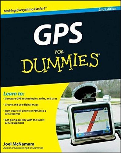 Dummies Gps (GPS For Dummies by Joel McNamara (2008-10-10))