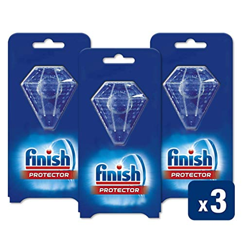 Finish - Protector vajilla Regular - pack 3 unidades