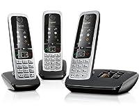 Gigaset C430 A Trio Schnurlostelefon mit 3 Mobilte
