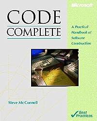 Code Complete (Microsoft Programming S.)
