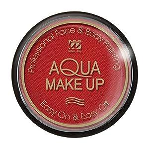 WIDMANN Aqua Makeup, Color Rojo, 004.wd9233d