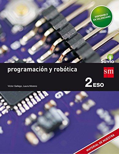 Portada del libro Tecnología. 2 ESO. Savia. Madrid - 9788467586824