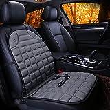 Sedeta® grau Gitterheizung Autositzbezug erhitzte Lebensmittel-Pad Schutzkissen Stuhl für die