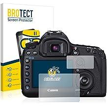 Canon EOS 5D Mark III Pellicola Vetro [AirGlass] Vetro Prottetivo Flessibile Proteggi Schermo