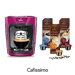 tchibo cafissimo mini inkl 90 kapseln kaffeemaschine. Black Bedroom Furniture Sets. Home Design Ideas
