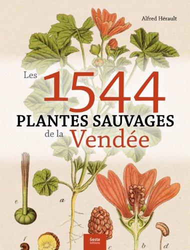 1543 Plantes sauvages de la Vendée