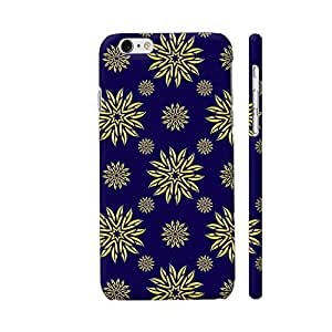 Colorpur Decorative Pattern On Blue 9 Artwork On Apple iPhone 6 Plus / 6s Plus Cover (Designer Mobile Back Case)   Artist: Divakar Vikramjeet Singh