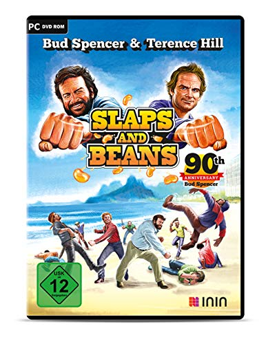 Bud Spencer & Terence Hill Slaps and Beans Anniversary Edition - [PC]