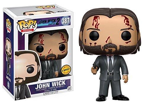 John Wick captulo 2 Pop Figura de vinilo