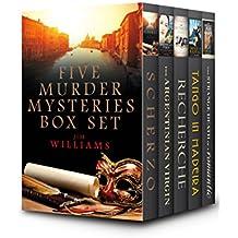 Five Murder Mysteries Box Set