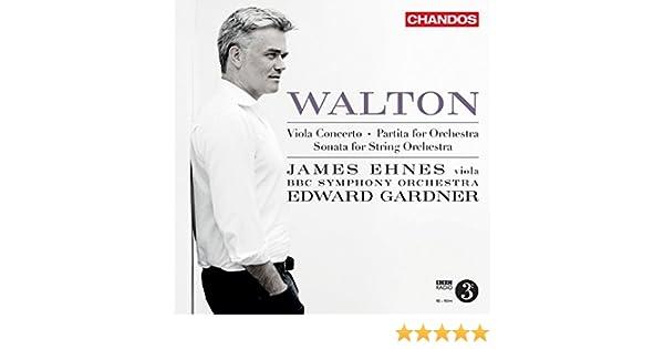 Partita on Themes of Walton - Viola