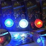 Hemore LED-Hängeleuchte für Haustiere, inklusive Batterie, Grün