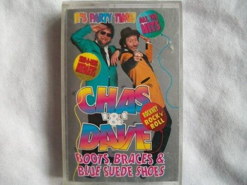 CHAS & DAVE Boots Braces & Blue Suede Shoes cassette Mia Suede Shoes