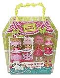 Lalaloopsy  Mini Style 'N' Swap Princess Jewel Doll