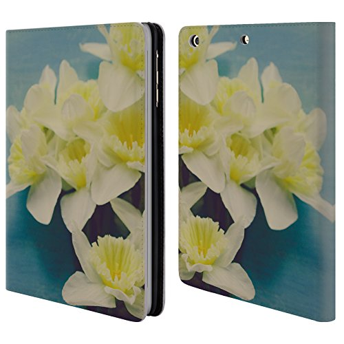 official-olivia-joy-stclaire-daffodil-bouquet-on-the-table-leather-book-wallet-case-cover-for-apple-