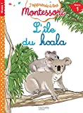 L'île du koala, niveau 1 - J'apprends à lire Montessori...