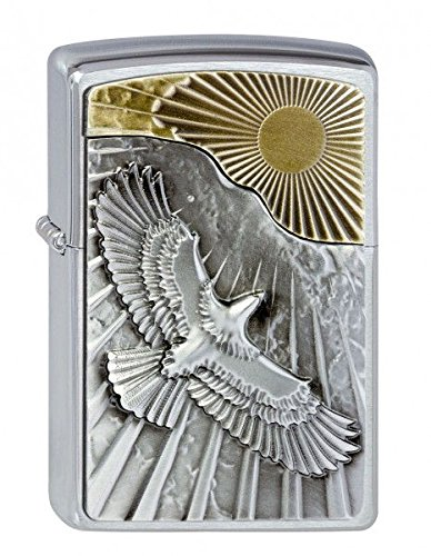 Zippo 2003192 Feuerzeug 200 Eagle Sun-Fly Emblem