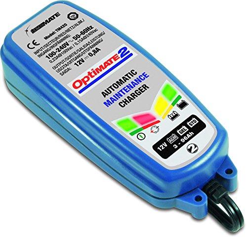 Preisvergleich Produktbild TecMate OptiMATE 2 TM420,  4-stufiges 12V 0, 8A Batterielade- und Wartungsgerät