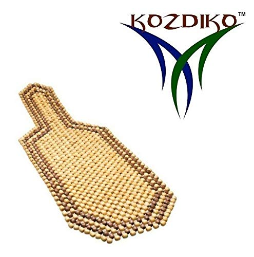 Kozdiko Car Wooden Bead Seat Cover for All Cars