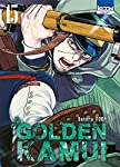 Golden Kamui Edition simple Tome 15