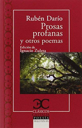Prosas profanas y otros poemas por Ruben Dario