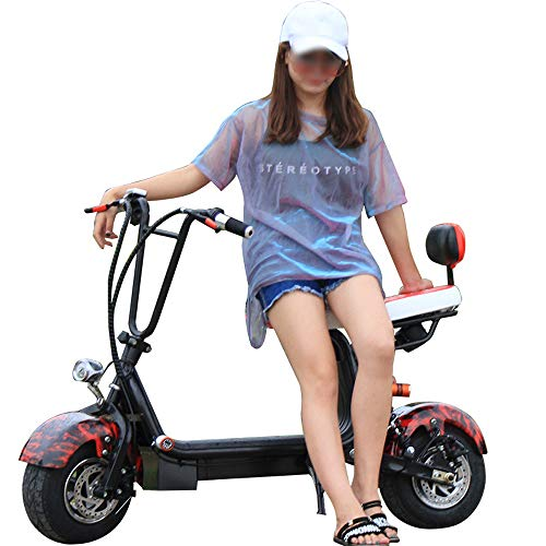 TOL MY Scooters eléctricos Plegables