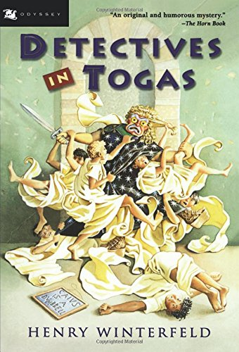 (Detectives in Togas)