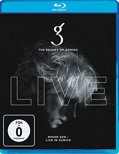 The Beauty Of Gemina: Minor Sun - Live in Zurich (Blu-Ray) - Beauty Pop