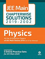 17 Years' Chapterwise Solutions Physics JEE Main 2020
