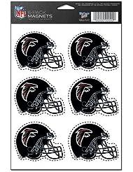 Atlanta Falcons 6-Pack Magnet Set