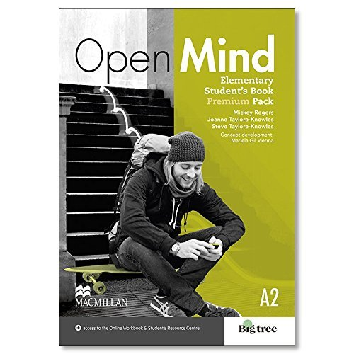 Open Mind British Edition Elementary Level Student's Book Pack Premium by Mickey Rogers (2014-01-28)