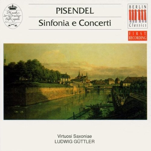 Violin Concerto in F Major, TWV 51:F4: I. Presto (cadenza by L. Güttler)