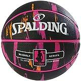 Spalding NBA Marble 4HER out SZ.6 (83-875Z) Basketballs, Juventud Unisex, 6