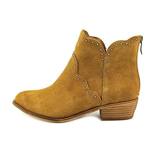 Nine West Bleekz Spitz Wildleder Kurzstiefel Nut