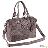 Harbour 2nd Handtasche Polina Farbe Stone Grey