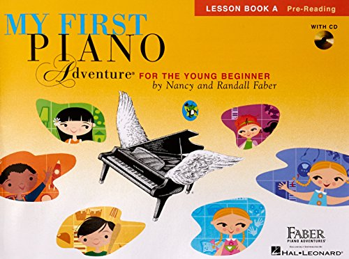 My first piano adventure piano+CD
