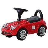 Actionbikes Motors Kinder Rutschauto Mercedes SLR Lizenziert Kinderauto Kinderspielzeug Spielzeug für Kinder (Rot)